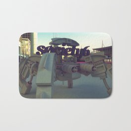 Society6 SAFE TRANSPORT Bath Mat