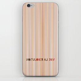 vive iPhone Skin
