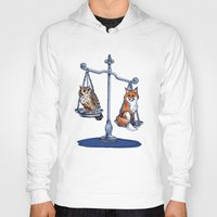 lawyer Hoodies featuring The Law by Elisa Gandolfo