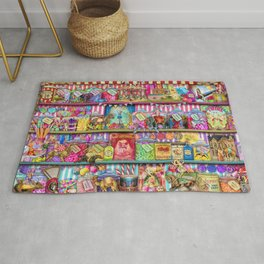 The Sweet Shoppe Rug