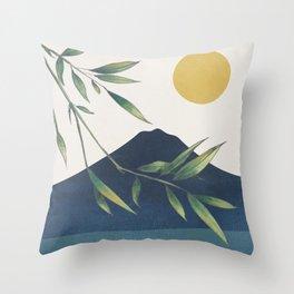 Bay Breeze Throw Pillow