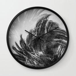 Palmas I Wall Clock
