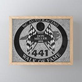 Racing Legend 21 Framed Mini Art Print