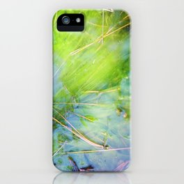 nugget gulch iPhone Case
