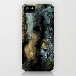Textured Metal iPhone Case