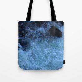 Overhead Rush Tote Bag