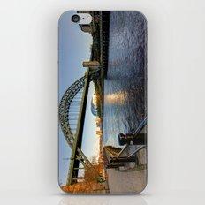 Tyne Bridge iPhone & iPod Skin