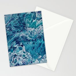 Bermuda Blues Stationery Cards