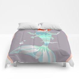 The Little Mermaid Comforters