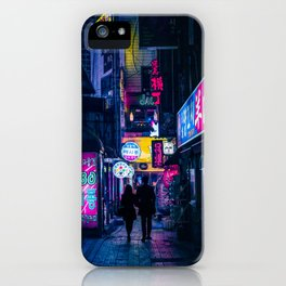 Jongro Couple iPhone Case