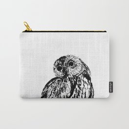 Wow, an owl! Carry-All Pouch