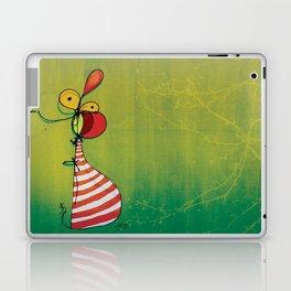 Ballon Man Laptop & iPad Skin