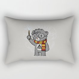 Bearry Potter Rectangular Pillow