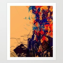 102917 Art Print