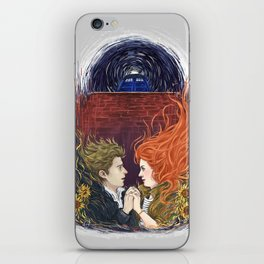 Together or not at all iPhone Skin