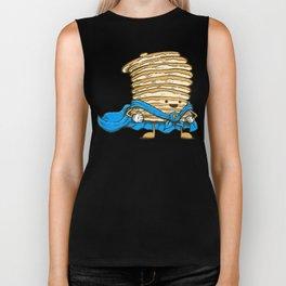 Captain Pancake Biker Tank