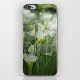 Mountain Jonquils iPhone Skin