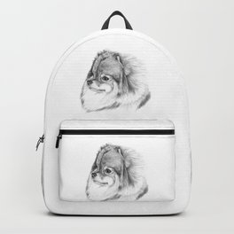 Pomeranian Backpack