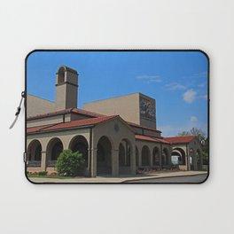 Lourdes University-  Franciscan Center in the Spring VI Laptop Sleeve