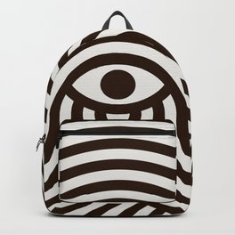 One-eyed monster Backpack