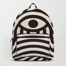 One-eyed monster Backpack