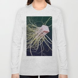 Poly Squid Long Sleeve T-shirt