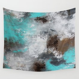 Energized/You are a Beautiful Soul Wall Tapestry