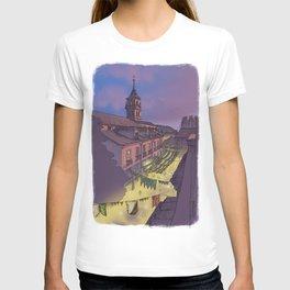 Medieval Fair (color) T-shirt