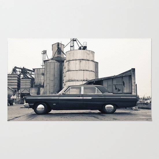 Industrial Fairlane Rug