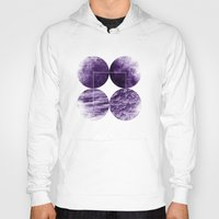 circles Hoodies featuring CIRCLES by Charlotte Dandy