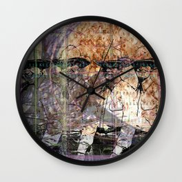 There Will Be No Encore! Wall Clock