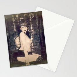 Retro Peep Show Stationery Cards