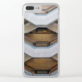 The Symmetry of the Shanghai Museum Clear iPhone Case