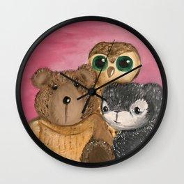 Lovies Wall Clock