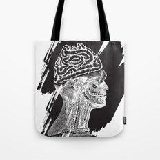 Wrong Brain Tote Bag