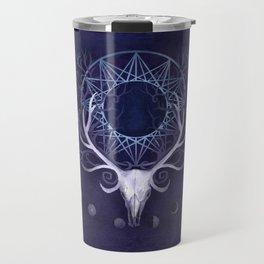 Season Of The Moon's Winter Fire Travel Mug
