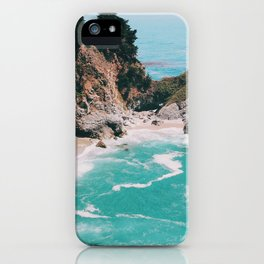 Big Sur California iPhone Case