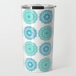 Pacific Blues Travel Mug