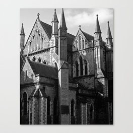 Dublin Cathedral Canvas Print