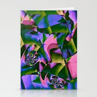 jungle Stationery Cards featuring Jungle by Truly Juel