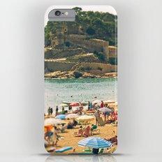 Tossa del Mar iPhone 6 Plus Slim Case