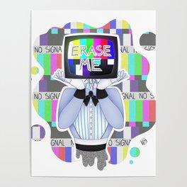 Erase Me Poster