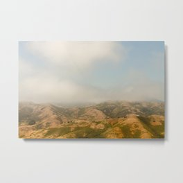 Marin Headlands Metal Print
