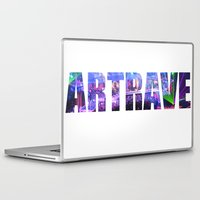 artrave Laptop & iPad Skins featuring artRAVE Venus by ARTPOPdesigns