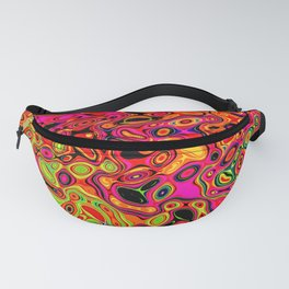 Trick or Treat Time Fanny Pack