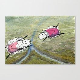 Woot! Canvas Print