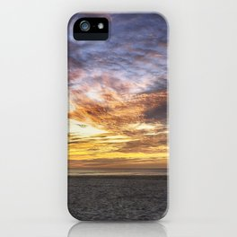 Good Harbor Beach Sunrise iPhone Case