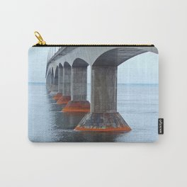 Under the Bridge in PEI Carry-All Pouch