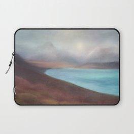Minimal abstract landscape IV Laptop Sleeve