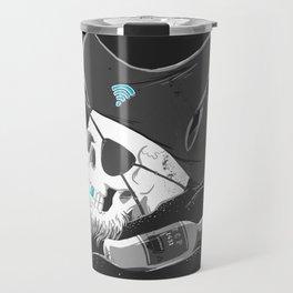 Bluetooth the Pirate Travel Mug